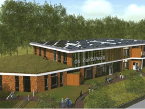 Cradle to Cradle inspired School in Venlo