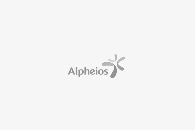 Logo of Alpheios