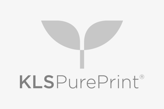 Logo of KLS PurePrint A/S