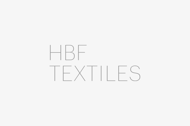 Logo of HBF Textiles