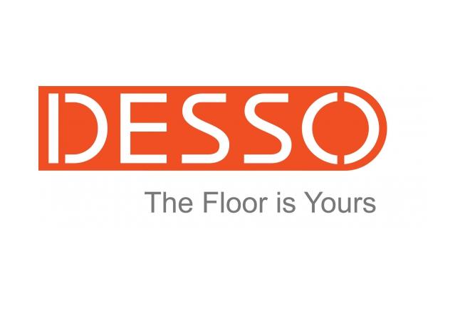 Logo of Desso BV / Tarkett B.V.