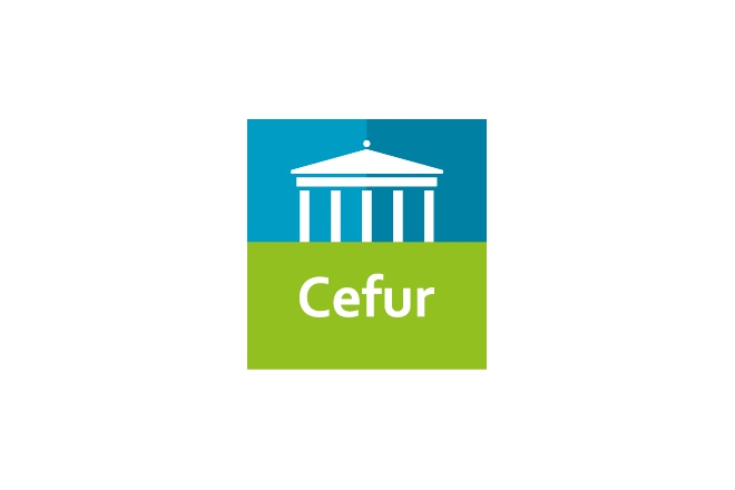 Logo of Cefur - Center for research and development in Ronneby
