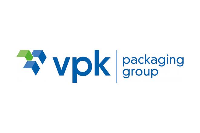 Logo of VPK Packaging B.V.