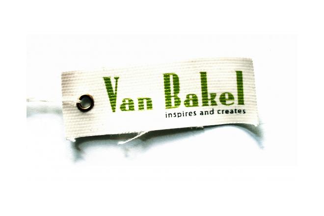 Logo of Van Bakel inspires and creates