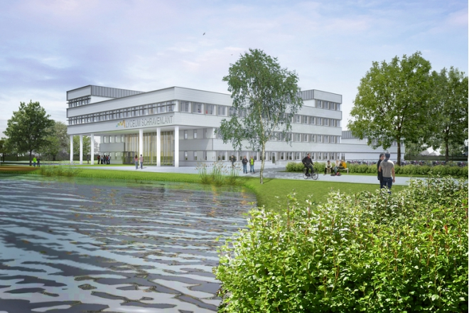 KE Fibertec to supply sustainable ventilation for a school in Holland