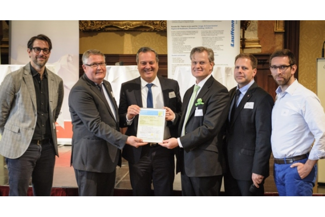 Siegwerk is First Ink Manufacturer to Receive Cradle to Cradle Material Health Certification Gold