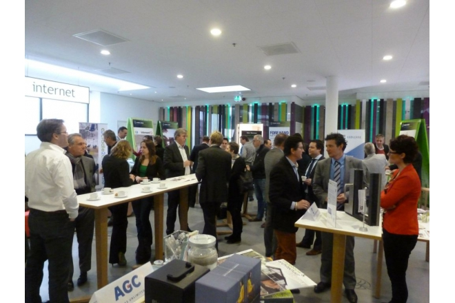 Design Day, inspiring seminar and successful networking event at Park 20 20