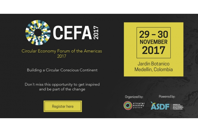 Circular Economy Forum of the Americas, CEFA 2017