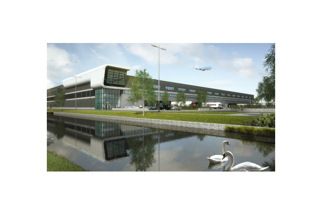 Fokker logistics Park will be Cradle to Cradle inspired