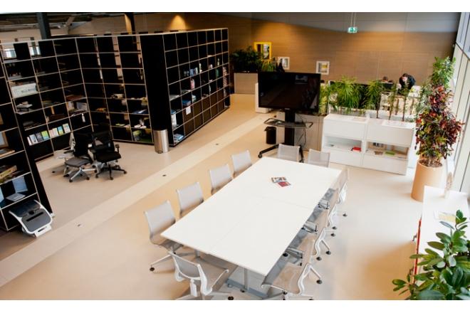 Cradle to Cradle® Inspired Office of C2C ExpoLAB