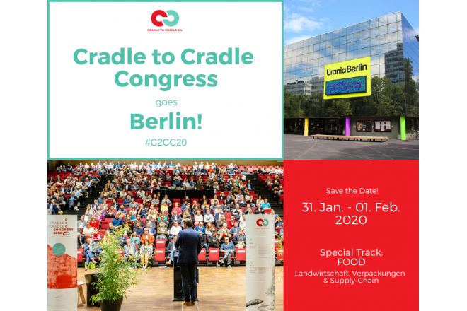 Save the date C2C Congress in Berlin January 2020