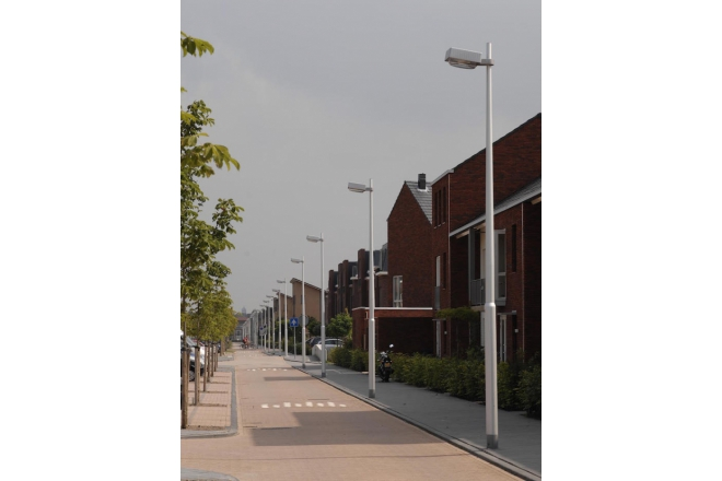 New C2C (silver) Certified product: Aluminium Lighting Columns