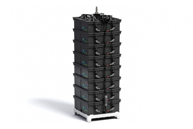 Battery stack C2C Bronze certified