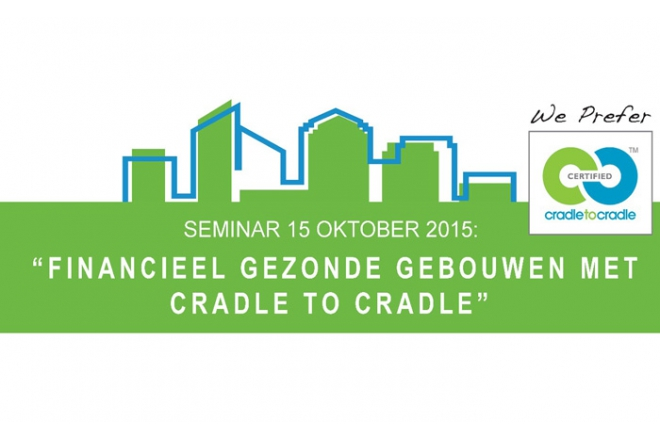 Register for financial healthy buildings seminar on 15-10 in Rotterdam