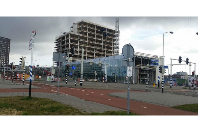 C2C inspired City Hall Venlo final hight