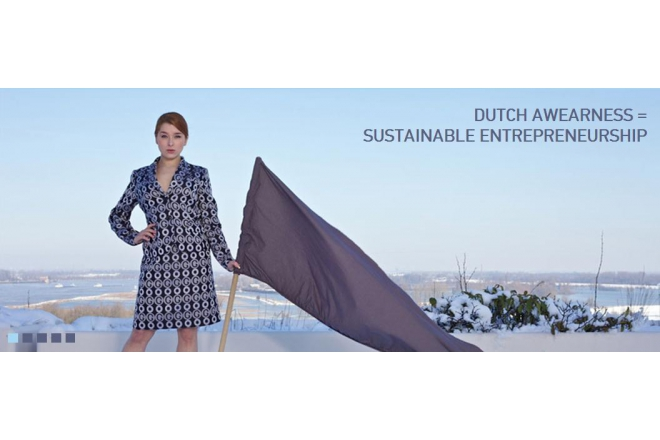 First textile supply chain inspired by Cradle to Cradle by Dutch aWEARness