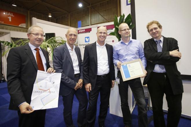 Cradle to Cradle Silver certificate for Infinite Paper Products of Dekkers van Gerwen