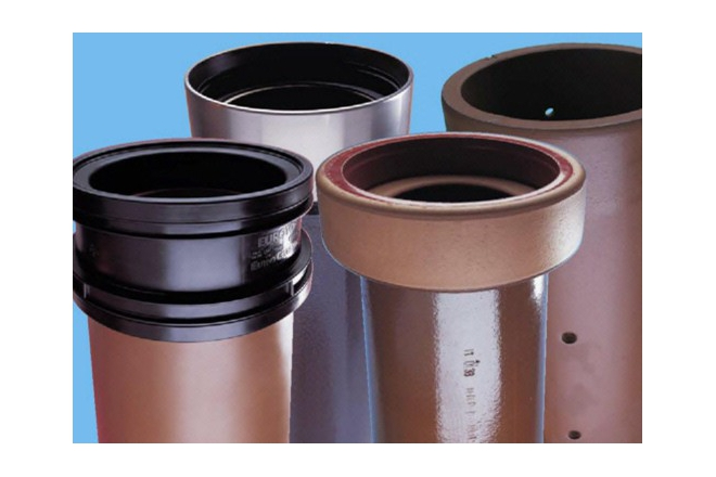 Vitrified Clay Pipes for drains and sewers