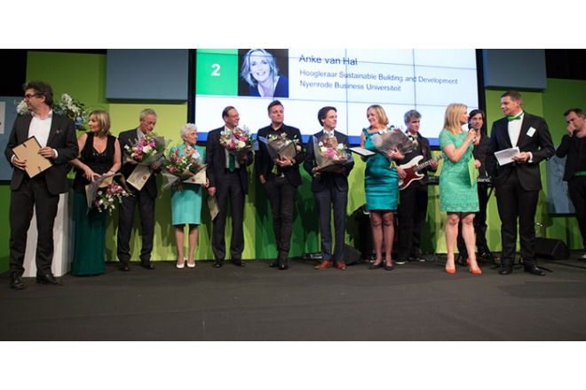 Green Tie Gala 2015 - The Netherlands