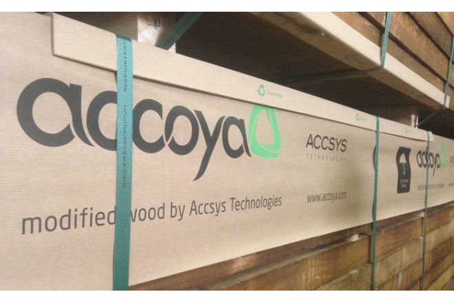 Successfull Cradle to Cradle seminar from Accoya
