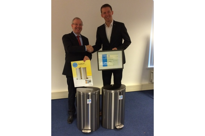 Brabantia received C2C Bronze certificate for their flatback