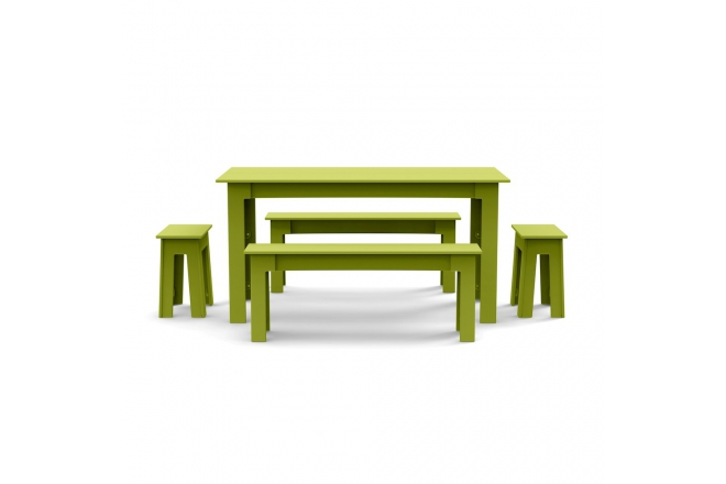 Outdoor Furniture with Richlite Support Pieces