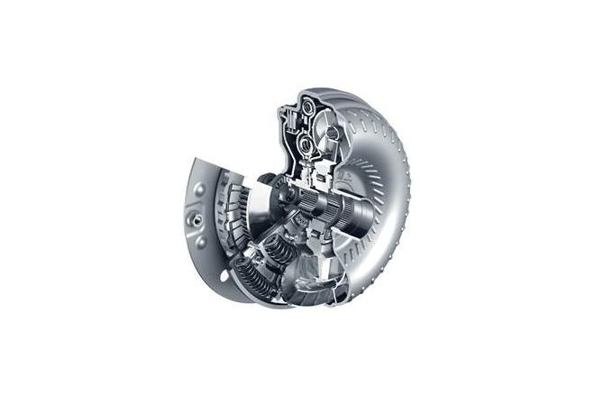 Torque converter 8HP