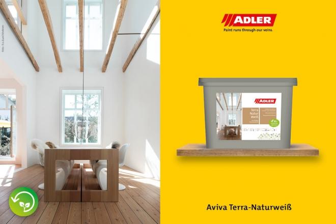 AVIVA Terra-Naturweiß (Interior Paint)