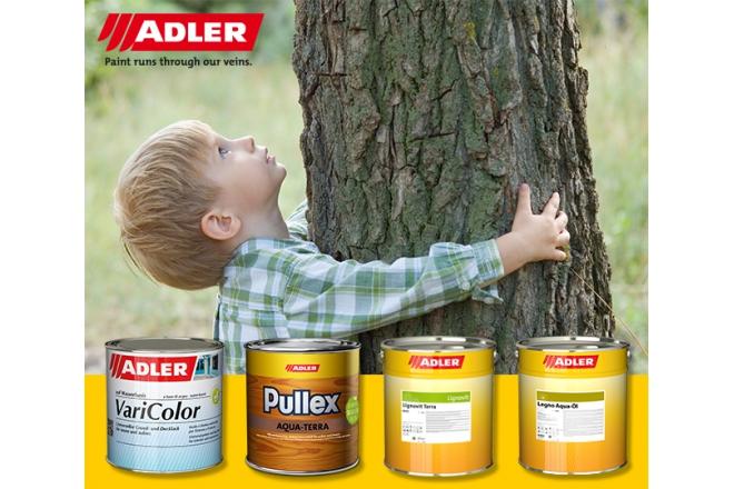 ADLER Eco-Cycle coatings