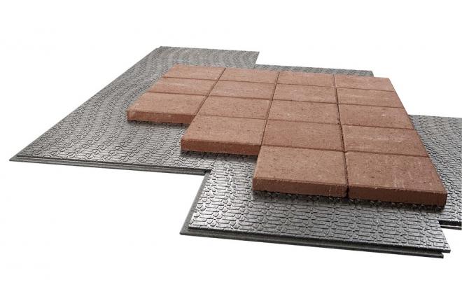 PaverBase™ Expanded Polypropylene Underlayment Panels