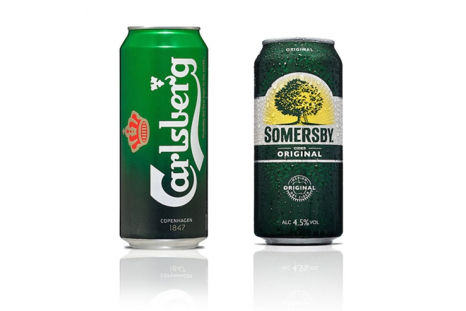 Carlsberg & Somersby Cans are Cradle to Cradle certified