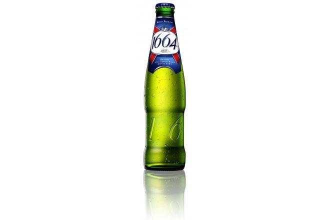 Kronenbourg 1664 (glass bottle 25 cl)
