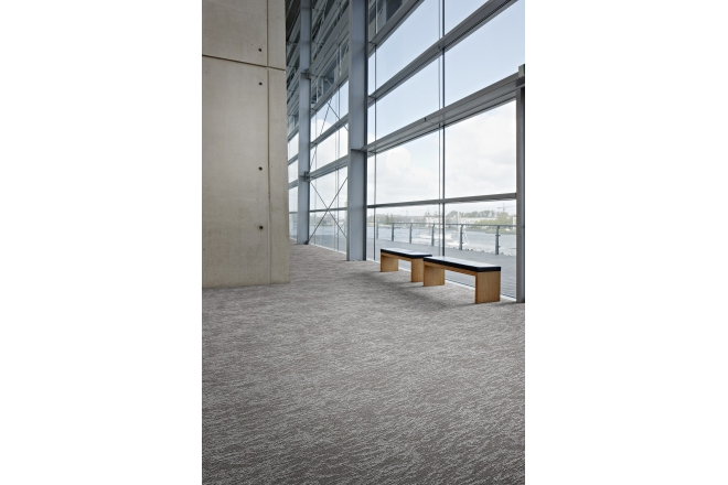 DESSO® Ecobase™ PA 6 Solution Dyed Carpet Tiles