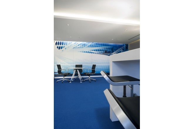 DESSO® PA6.6 Continuous Dyed Carpet Tiles