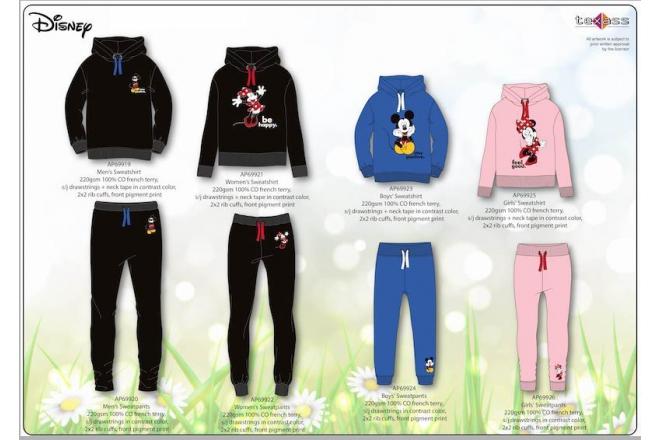 Tex-Ass Disney® Family Collection
