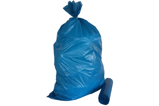 Garbage Bag Made of Recycled Material
