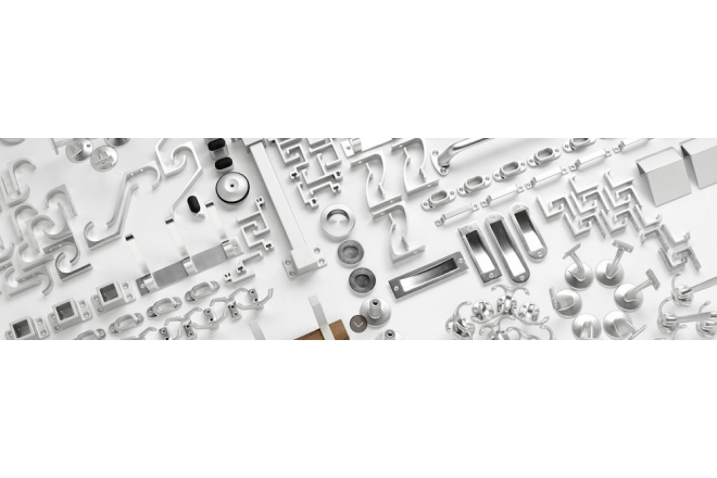 Aluminium Interior Accessories and Wardrobe Systems