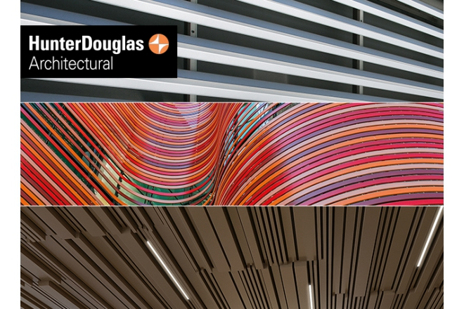 Hunter Douglas Architectural Metal Linear Products