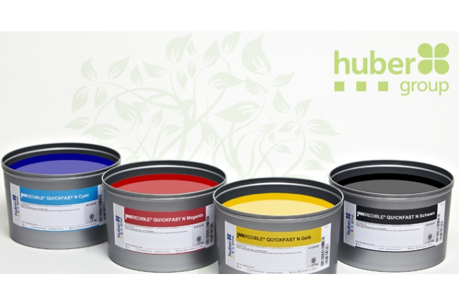 hubergroup Eco-Offset Ink Premium Plus