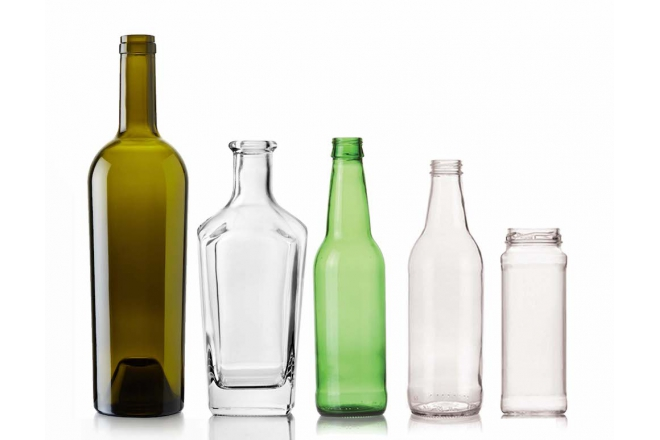 Glass Food & Beverage Containers For Beer, Food, NAB, Spirit, and Wine