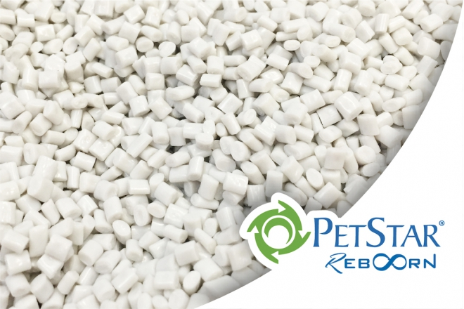 PetStar REBORN Food Grade Post-Consumer Recycled PET Resin