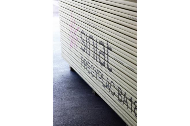 SINIAT Plaques Techniques Prégy® 18,25 mm