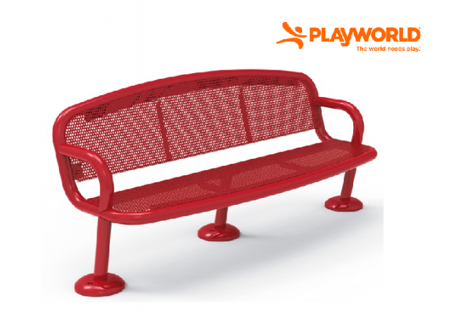 Playworld Systems® Site Furnishings