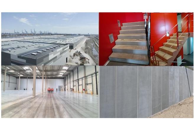 Precast Concrete Structural Elements