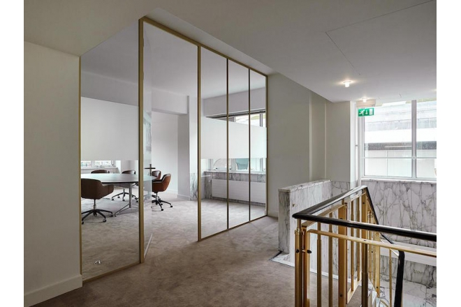 QbiQ Partition Walls and Glass Solutions
