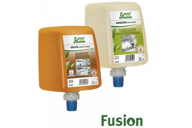 green Effective® Fusion & green-Effective® Kliks