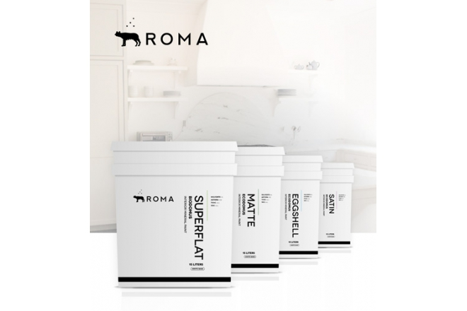 ROMABIO Mineral Paints