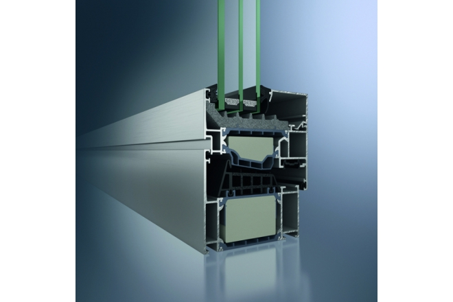 Two C2C Certificates for Schüco facade and window system