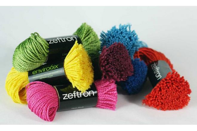 Zeftron® Nylon Fiber