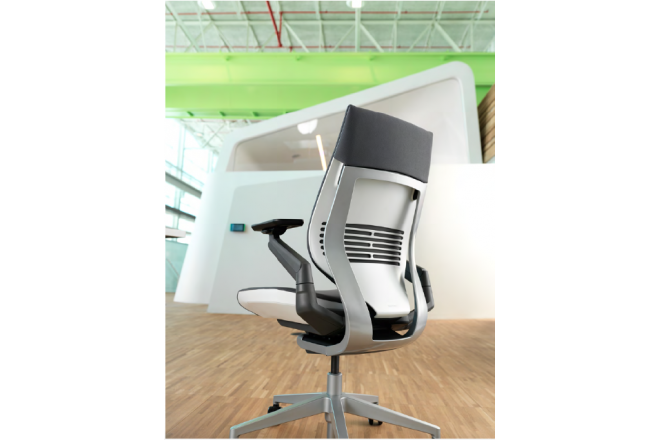 Another C2C Certificate for Steelcase